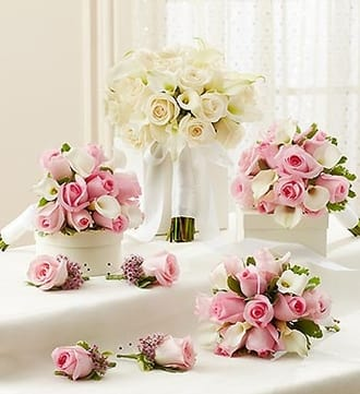 Bridal Party Personal Package Pink