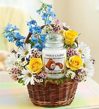 Yankee Candle® Soft Blanket™ Basket
