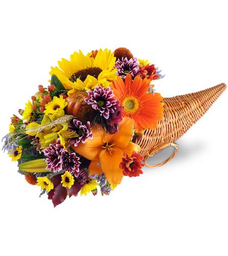 Fall Harvest Cornucopia™