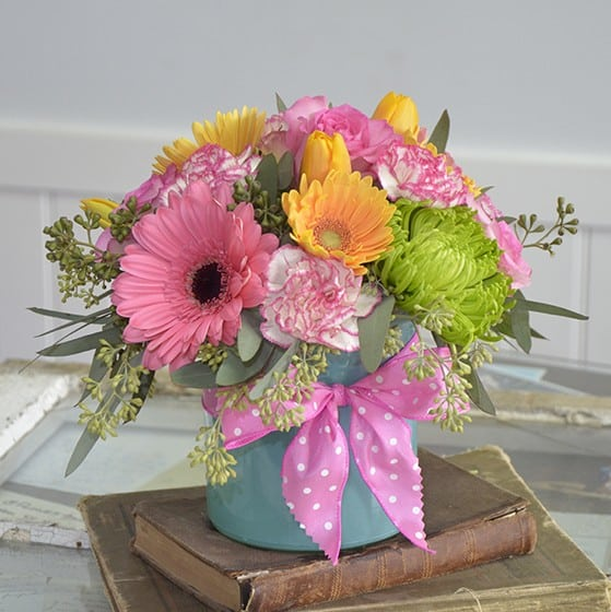Sweet Gerbera Bouquet