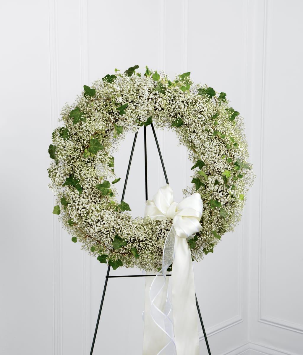 The FTD® Precious™ Wreath