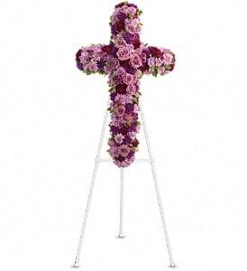 Deep Faith Tribute Cross