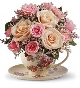 Victorian Teacup
