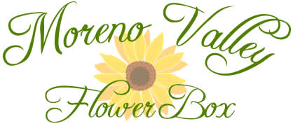 Moreno Valley Flower Box - Flower Delivery in Moreno Valley, CA