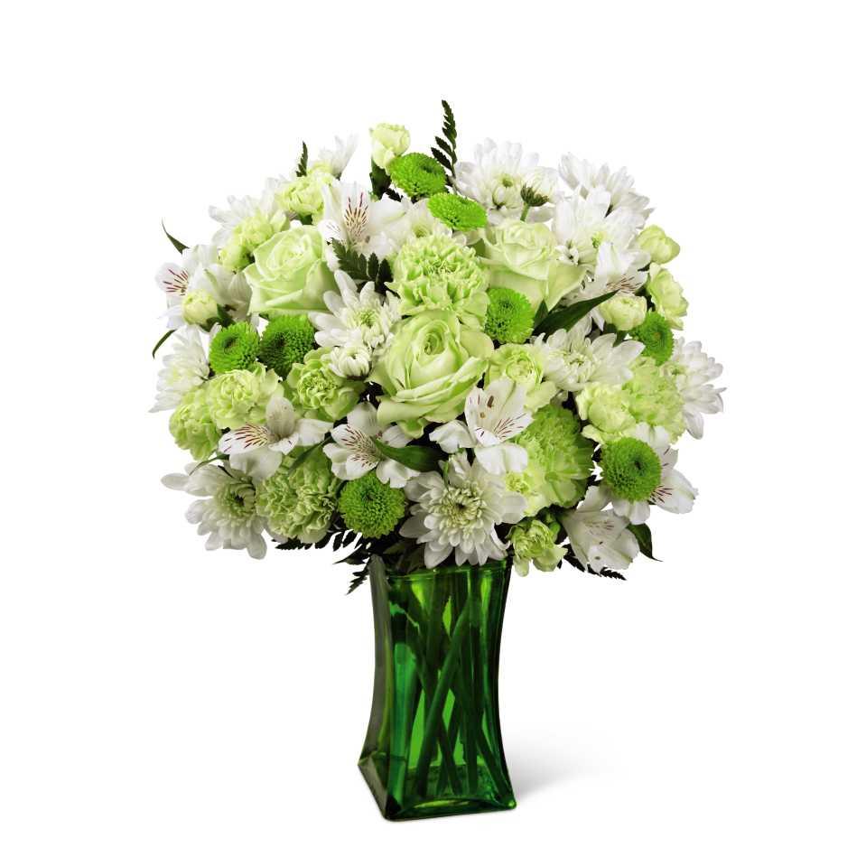 The Ftd Lime Licious Bouquet Brandon Mb Florist