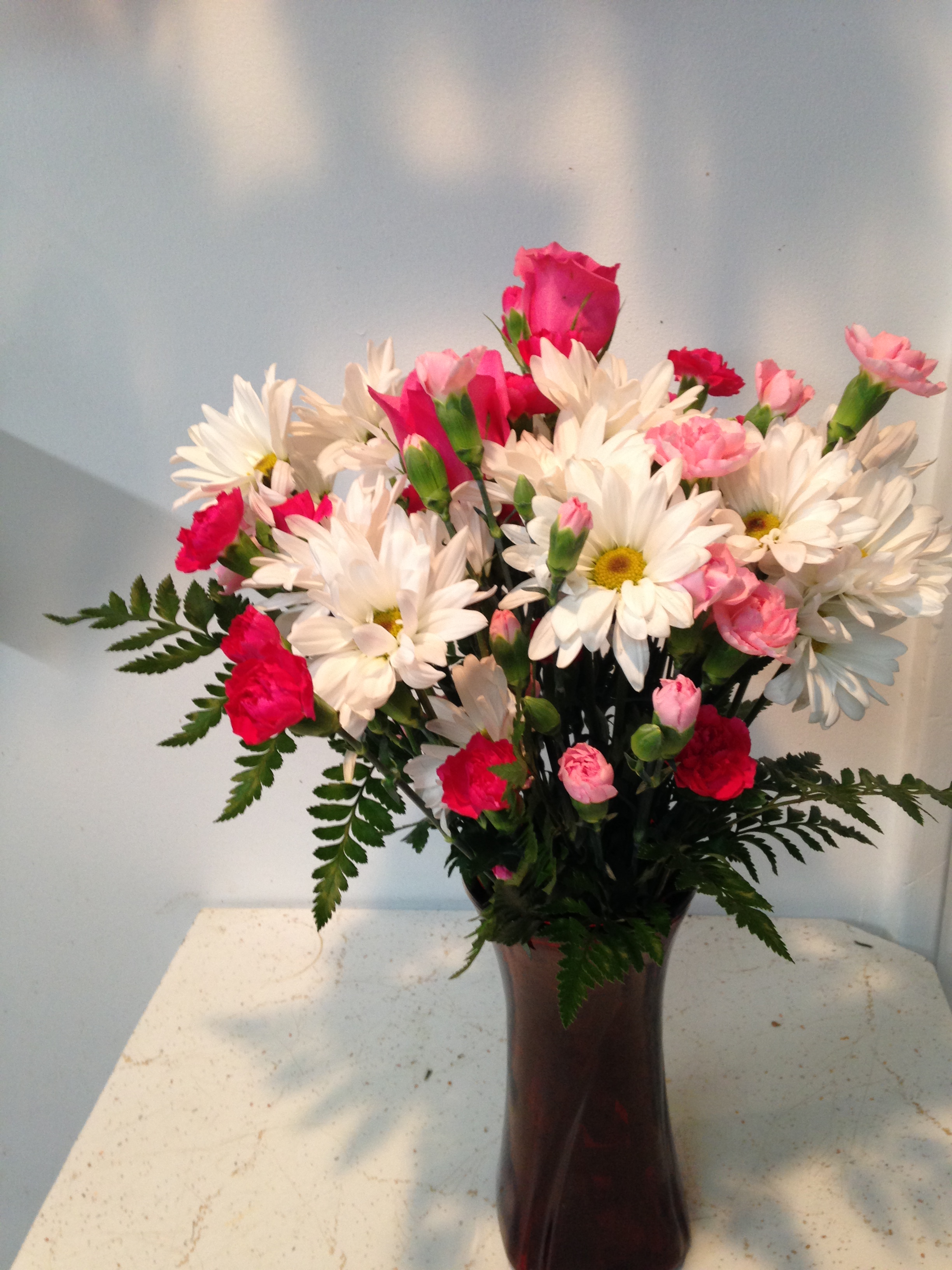 Standing Funeral Spray Choose Colors Conway Sc Florist