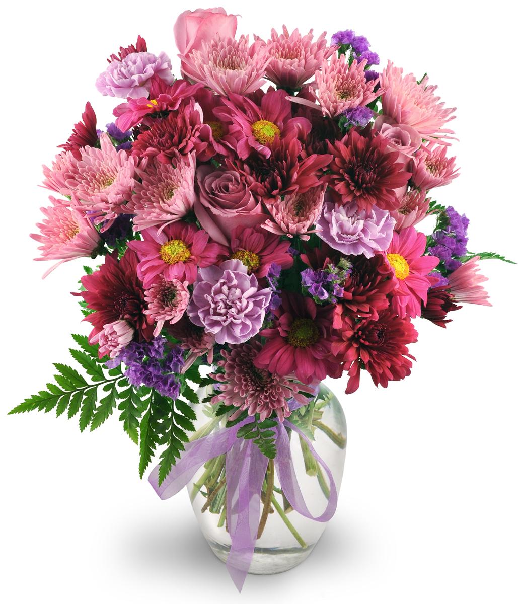 Purple Moon Scarsdale Ny Florist