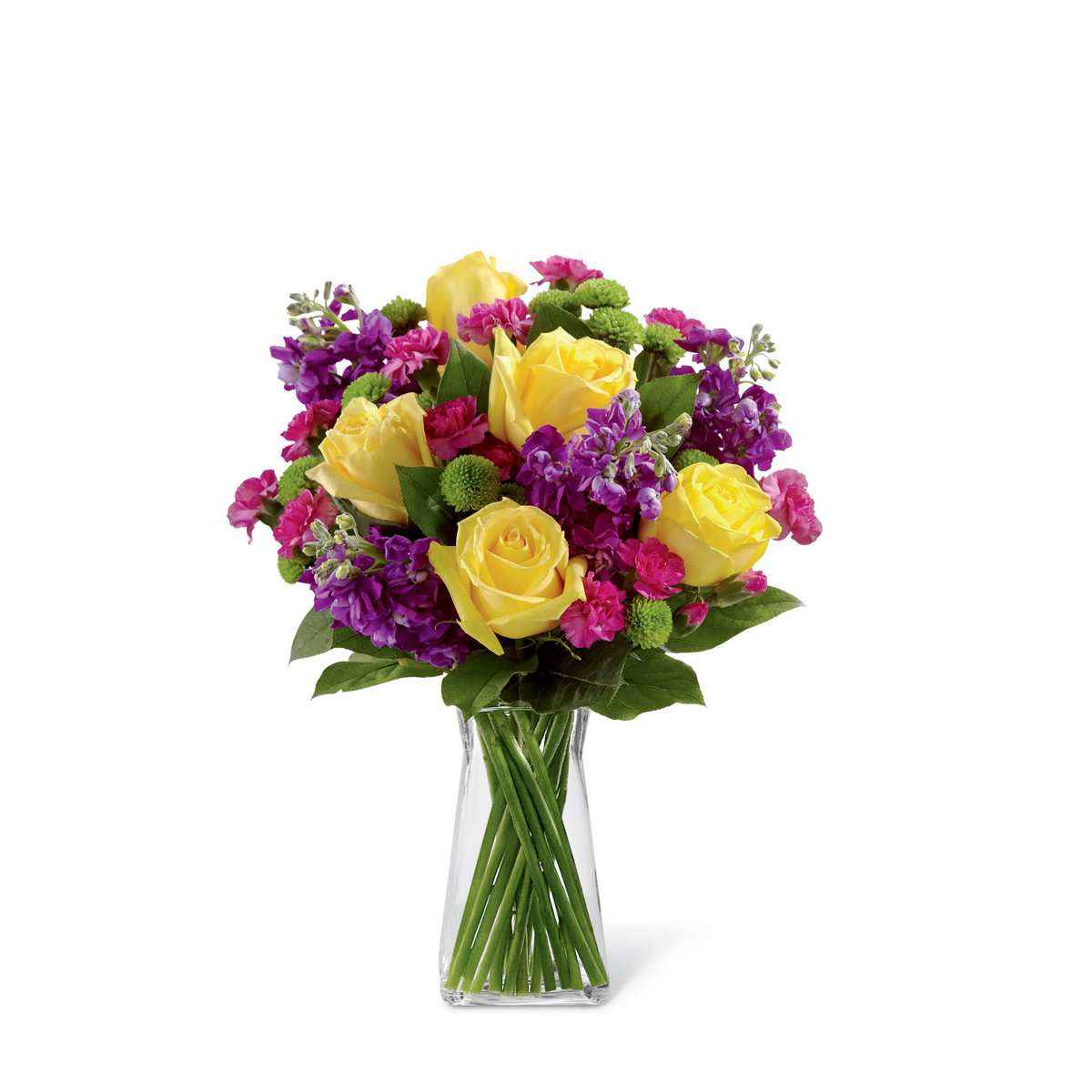 The FTDR Happy TimesTM Bouquet