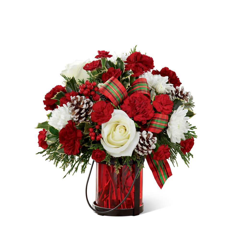 The Ftd Holiday Wishes Bouquet Altamonte Springs Fl Florist