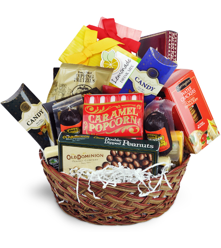 Health Nut Basket™ - Naples, FL Florist