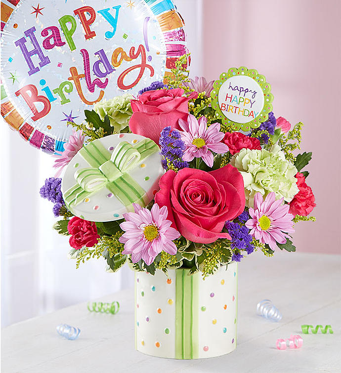 Image result for birthday bouquet