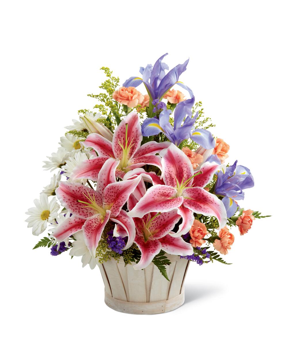 The Ftd Wondrous Nature Bouquet South Woodstock Ct Florist