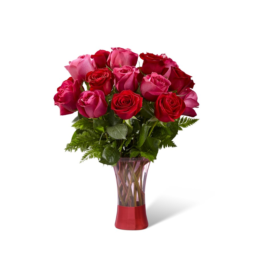 The ftd art of love rose bouquet urbandale ia florist izmirmasajfo