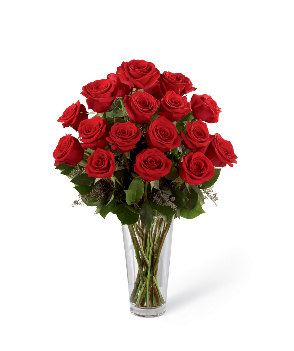 The ftd red rose sympathy bouquet stroudsburg pa florist izmirmasajfo