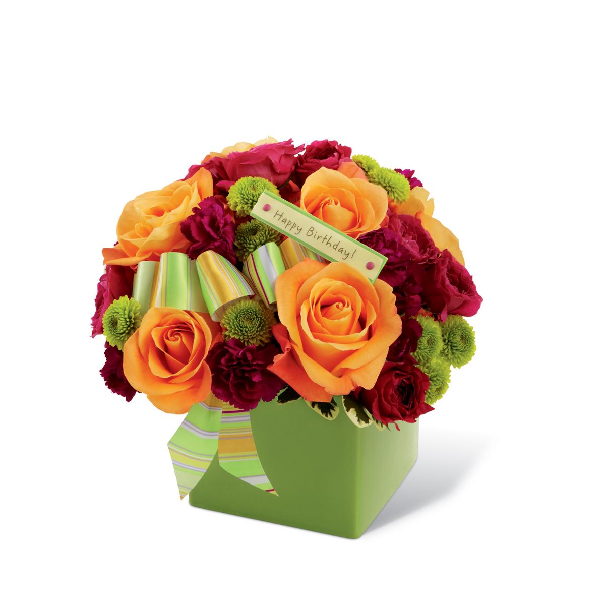 The ftd birthday bouquet south woodstock ct florist izmirmasajfo