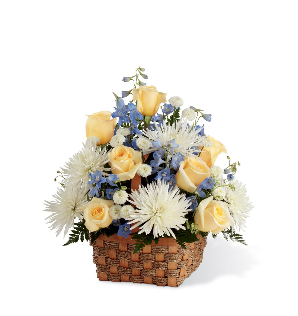 The Ftd Heavenly Scented Basket Altamonte Springs Fl Florist