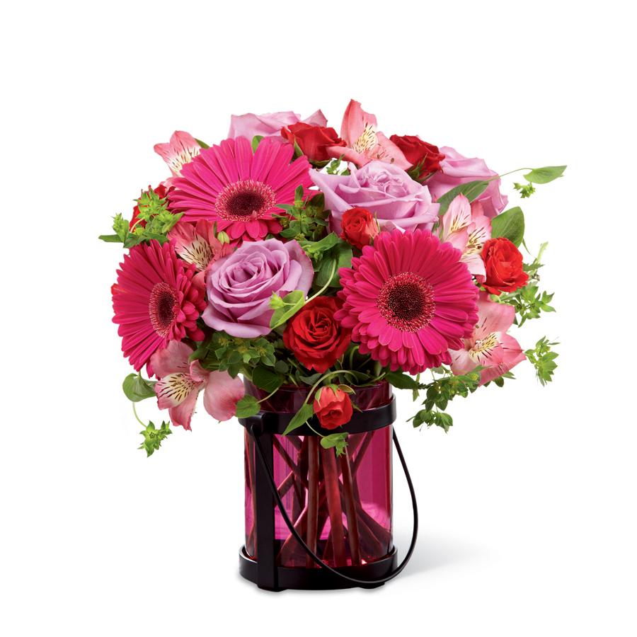 The Ftd Pink Exuberance Bouquet Altamonte Springs Fl Florist