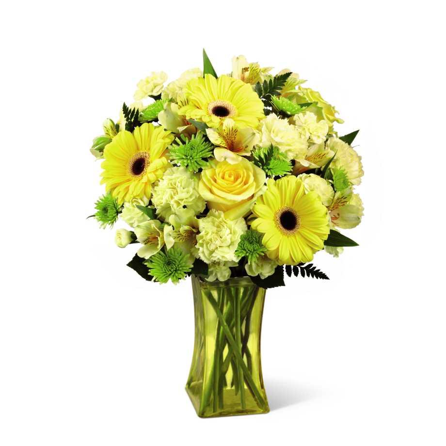 The Ftd Lemon Groove Bouquet Altamonte Springs Fl Florist