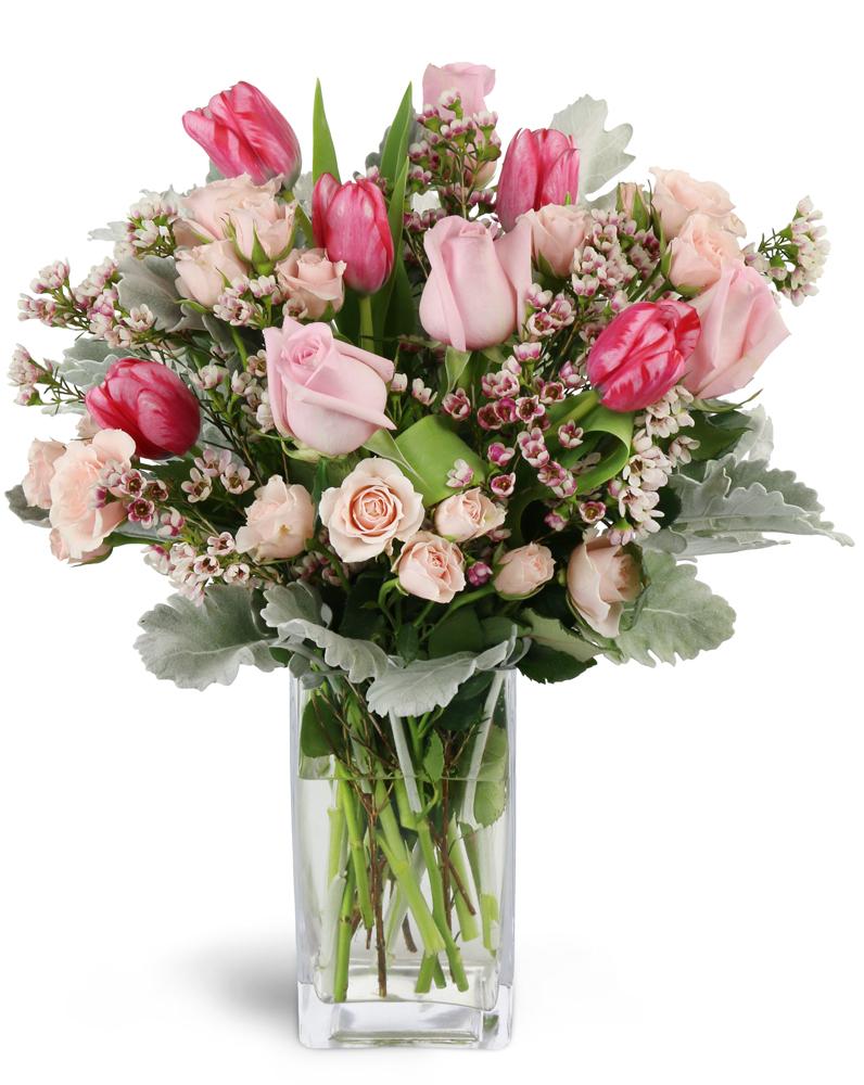 Higher and higher bouquet woodbridge va florist izmirmasajfo