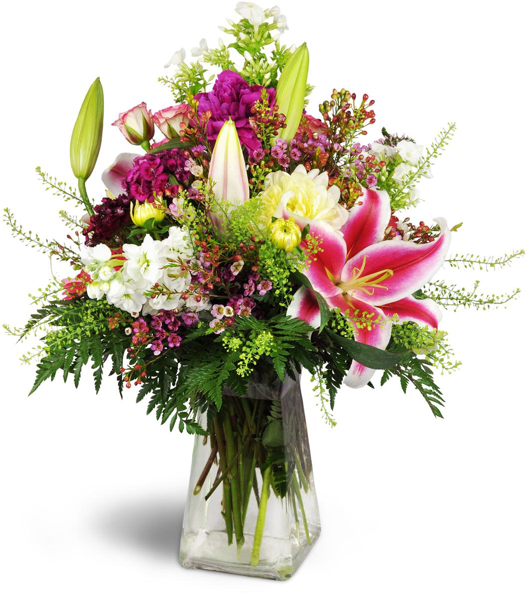Springs Bounty Bouquet Crystal Mn Florist