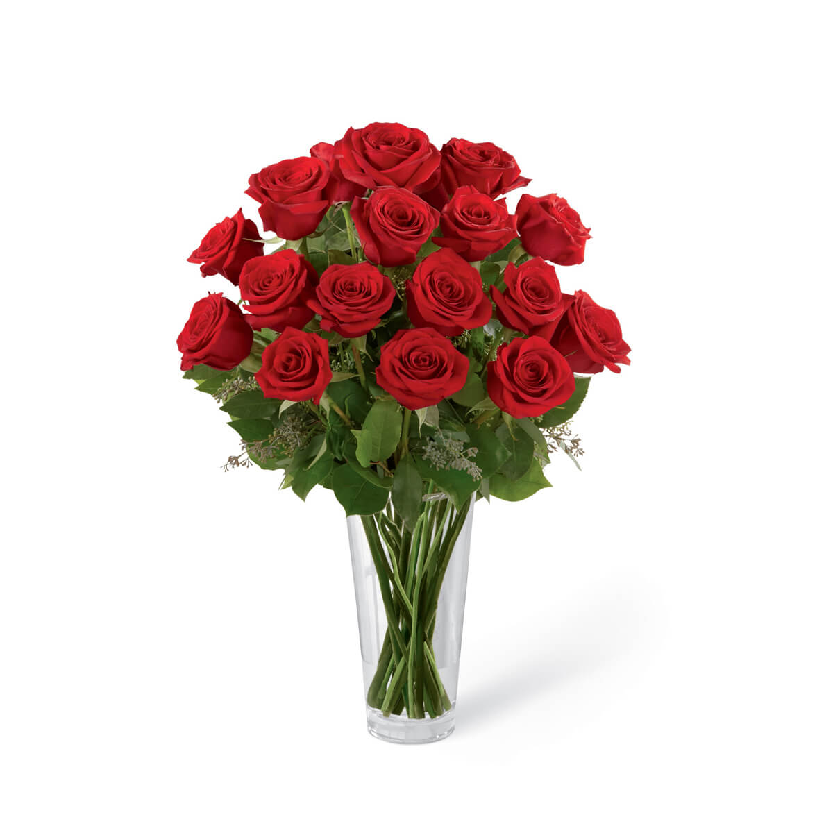 The Ftd Red Rose Bouquet Perham Mn Florist