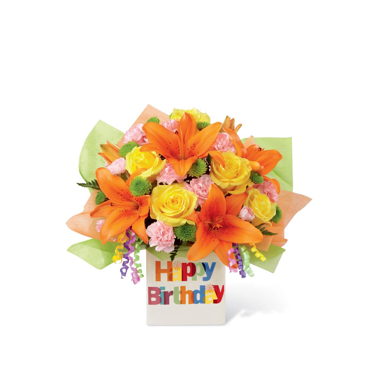 The Ftd Birthday Celebration B Altamonte Springs Fl Florist