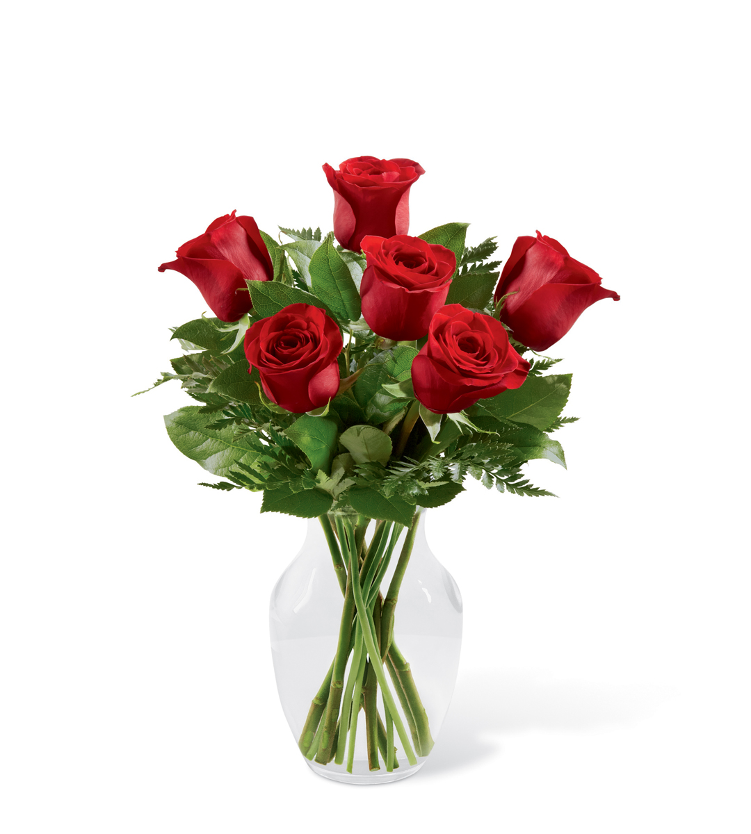 The Ftd Simply Enchanting Rose Bouquet Stroudsburg Pa Florist