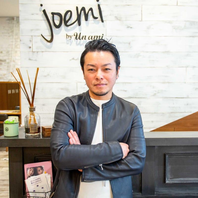努力と工夫で人気スタイリストに!『Un ami』小倉太郎