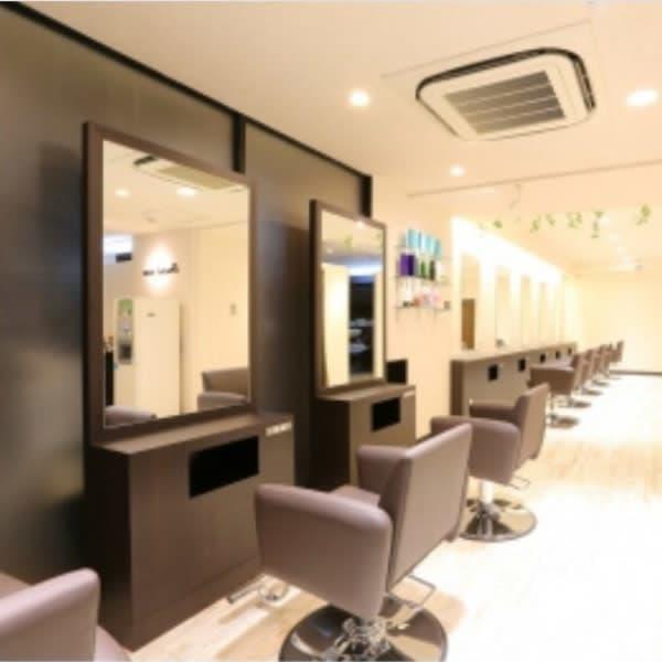 hair make Brand new 西大寺店