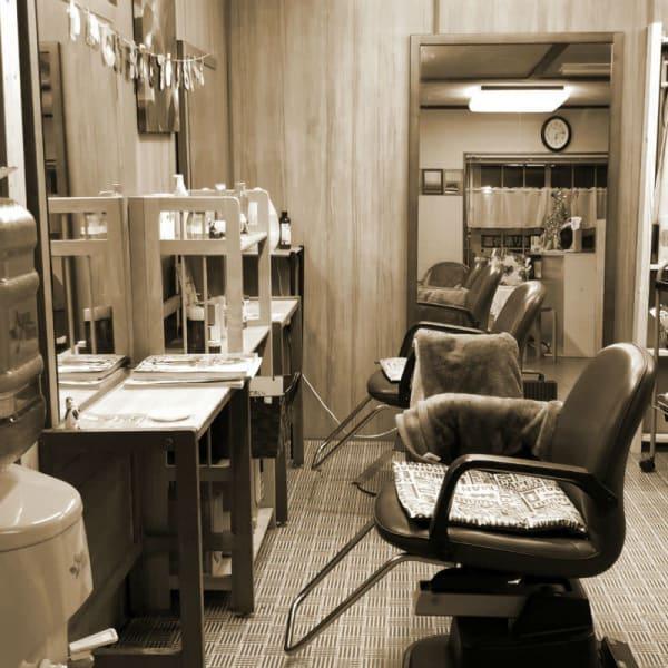 モリイズミ美容室