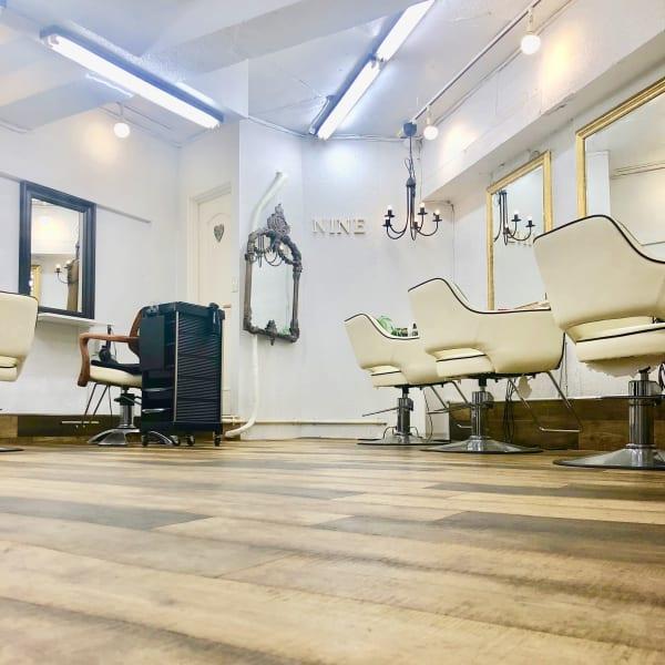 Hair salon NINE 蒲田店