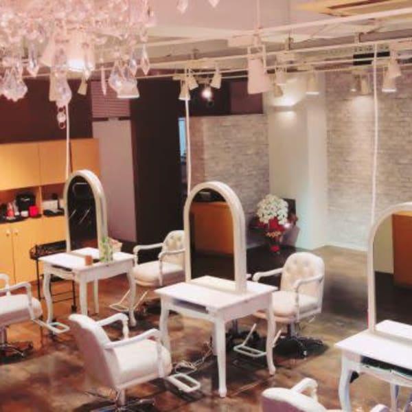 AQUAS hair design 伊島町店