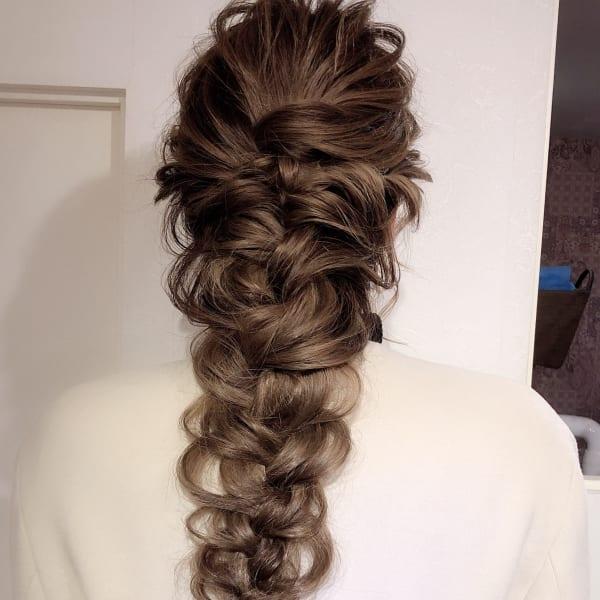 hair rich style Genesis