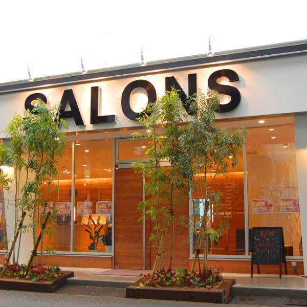 SALONS HAIR 福山三吉店
