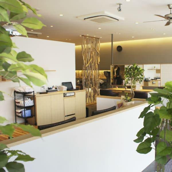 SALONS HAIR 福山西新涯店