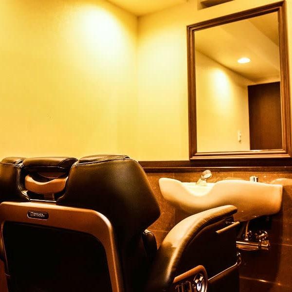 ヘアー&シェービング barbier GRAND GINZA