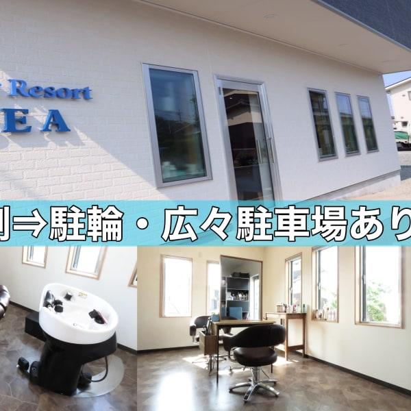 hair resort SEA