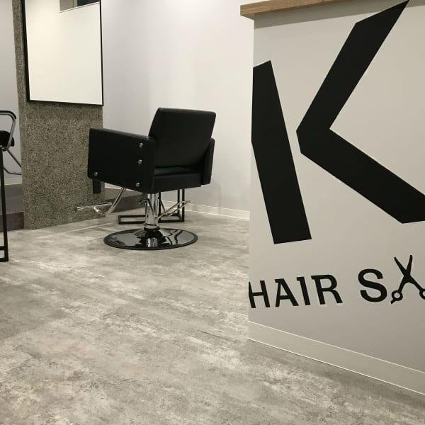 K hair salon