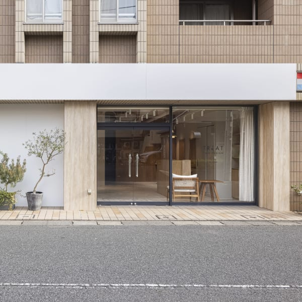 TREAT HAIR DESIGN 妙典店