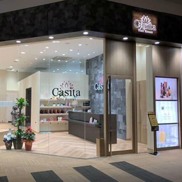 Casita hair resort イオンモール熱田店