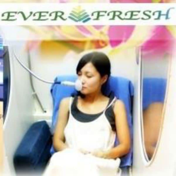 酸素カプセルサロン(個室タイプ)エバーフレッシュ蒲田
