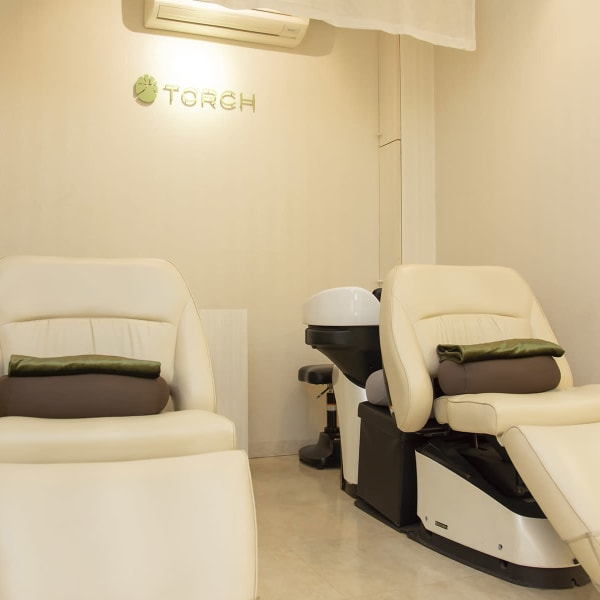 TORCH  hair & head spa 銀座通り本店