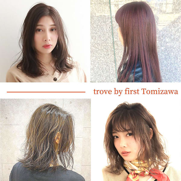 trove by first 富沢店