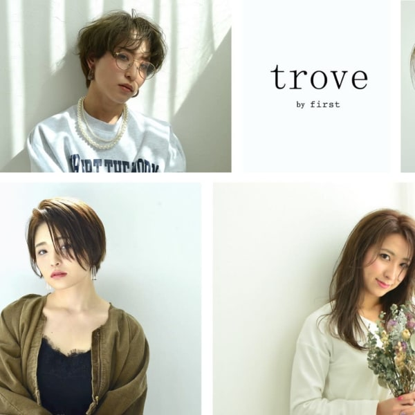 trove by first 仙台店