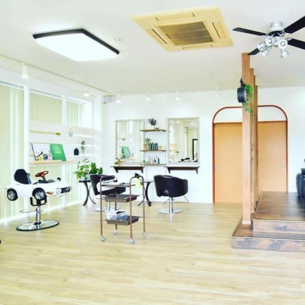 hair salon Regolith