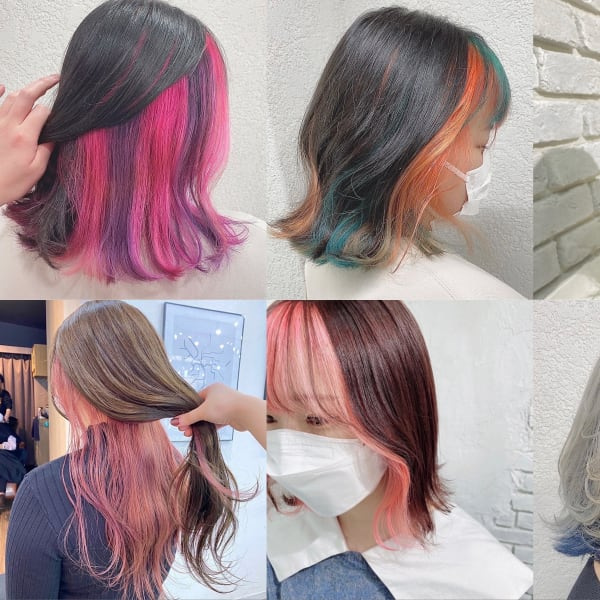 agir hair 上野店