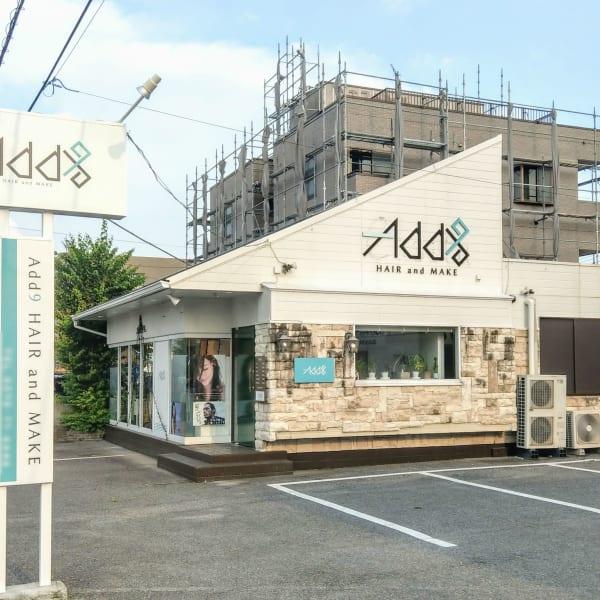 Add9 【アドナインス】伊勢崎店