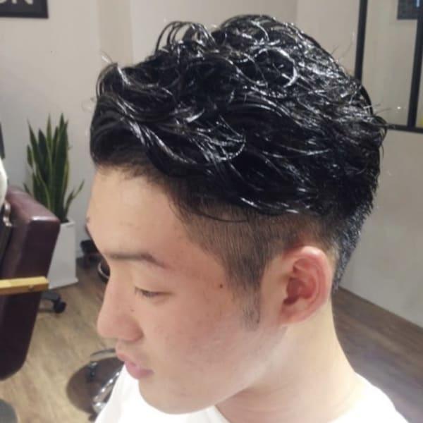 Hair×Eyelash anchor