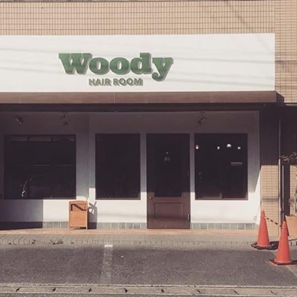 Woody HAIR ROOM