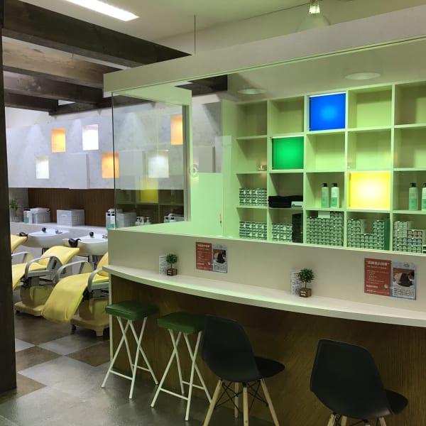 カットルームカラー フジ東予店